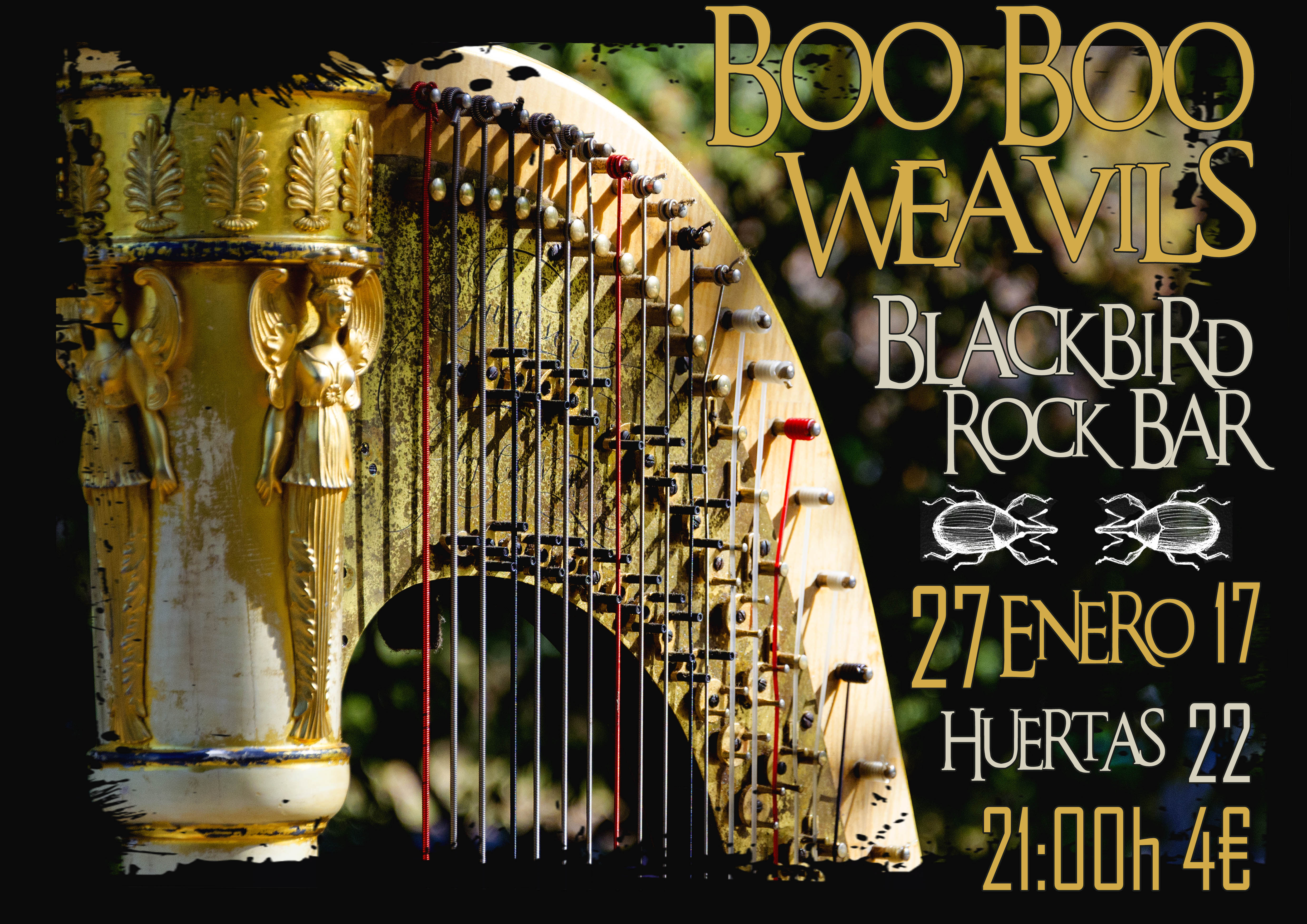 Blackbird Rock Bar